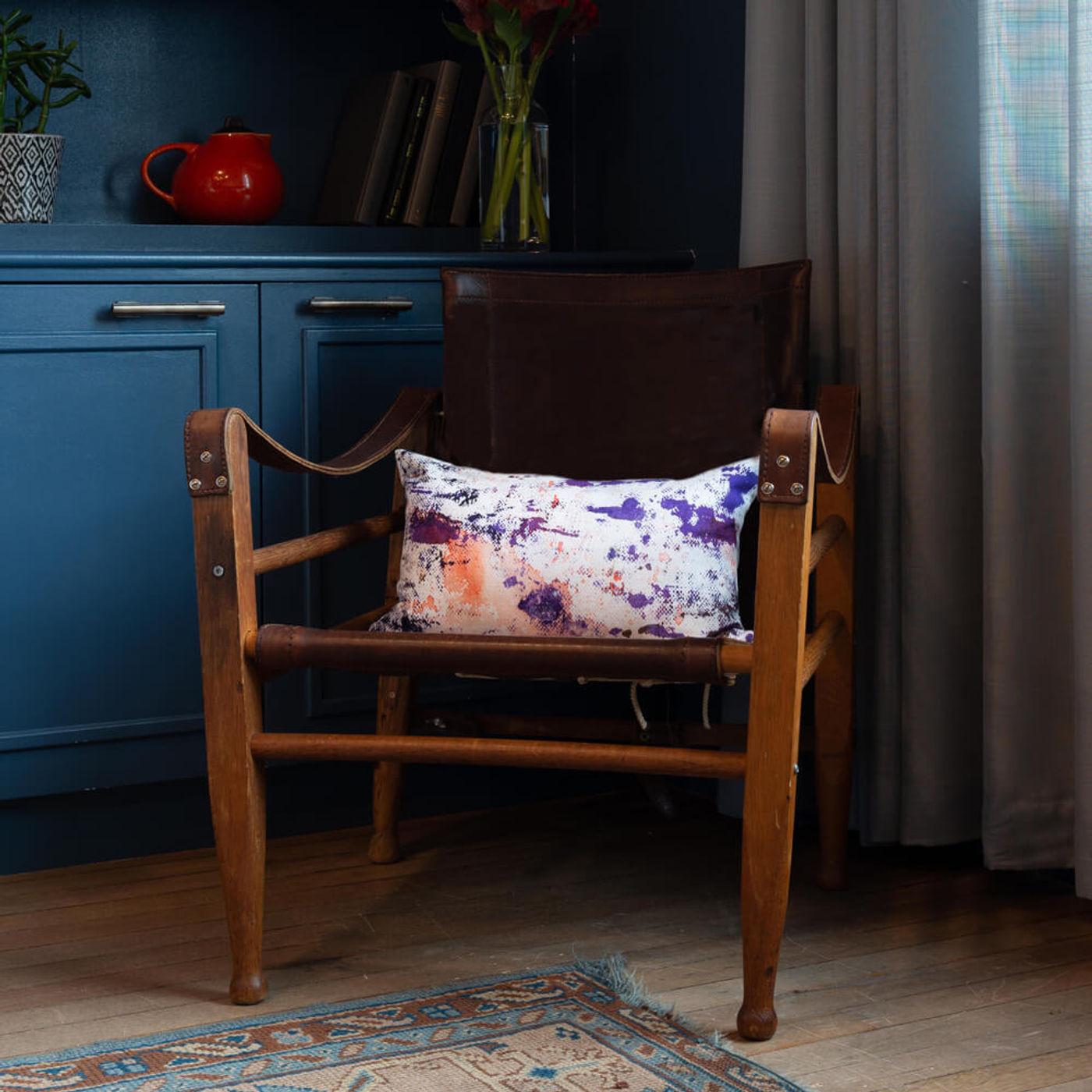 Fronze Petite Cushion | Bombinate