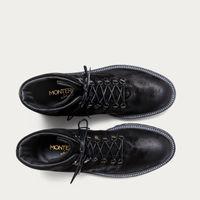Black Suede Stonehenge Black Boots 3