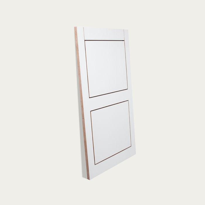 White Fäpps Folding Chair  | Bombinate