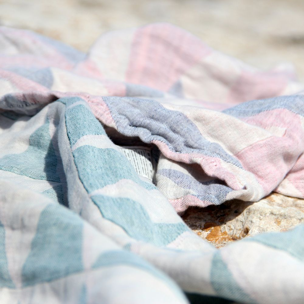 Positano Beach Towel  | Bombinate