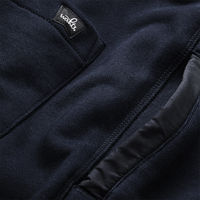 Navy Blue Logan Cuffed Sweatpants | Bombinate
