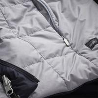 Navy Blue Riley Reversible Vest | Bombinate