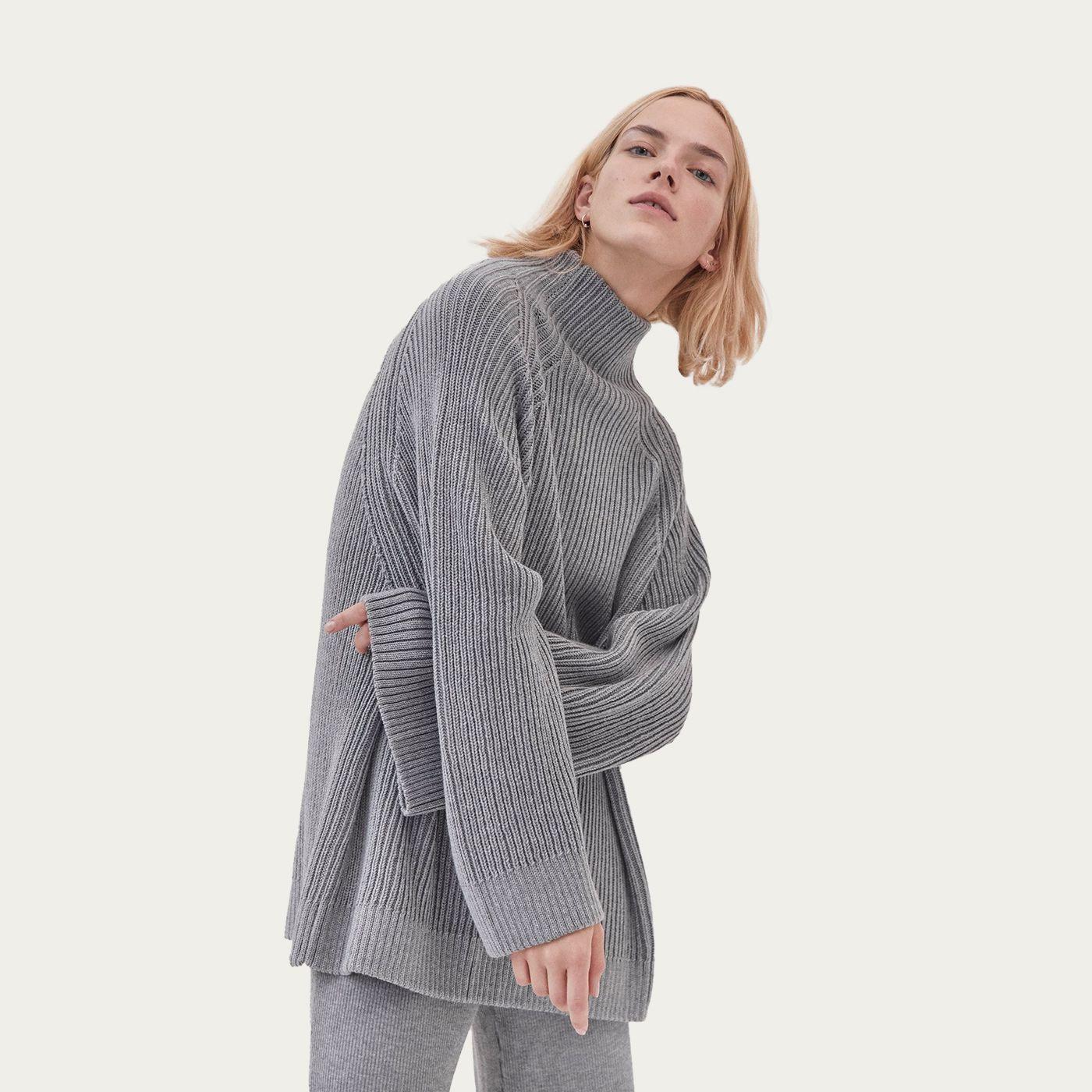 All Grey Milda Mix & Match Loungewear Set | Bombinate