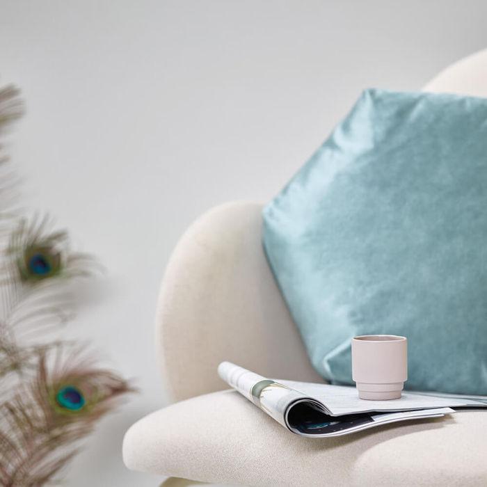 Crème Dost Lounge Steel   Bombinate