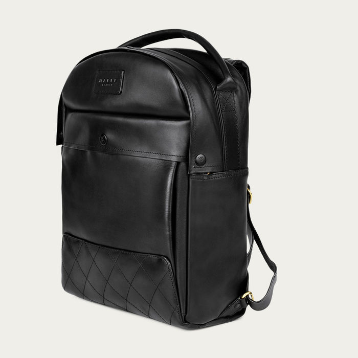 Bonnie Leather Backpack  | Bombinate