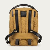 Sand Bonnie Waxed Canvas Backpack  | Bombinate