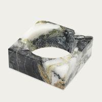 Marble Lotus Green Kuckelei Eggcup | Bombinate