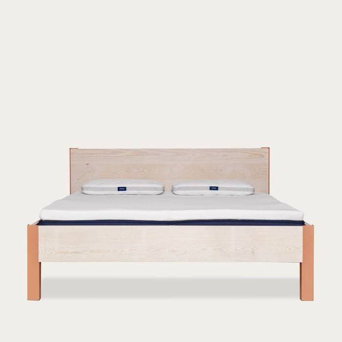 Altiers Bed with Headboard | Bombinate