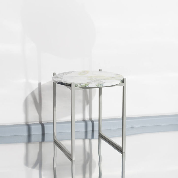 Lotus Green Lulu Side Table | Bombinate