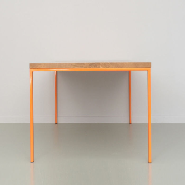 Orange Simpelveld Table | Bombinate