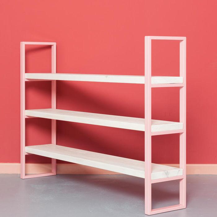 Pink Mini Susteren Shelf | Bombinate
