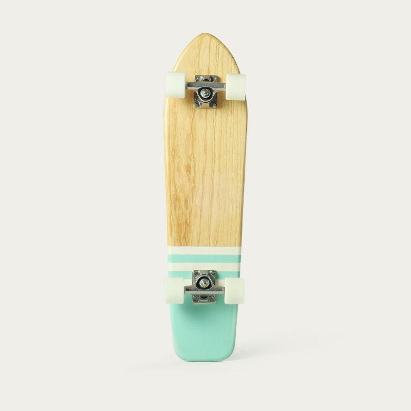 Classic Cruiser #1 Skateboard | Bombinate