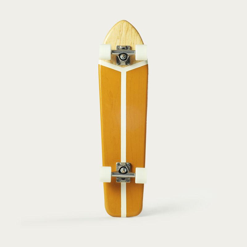 Classic Cruiser #4 Skateboard | Bombinate