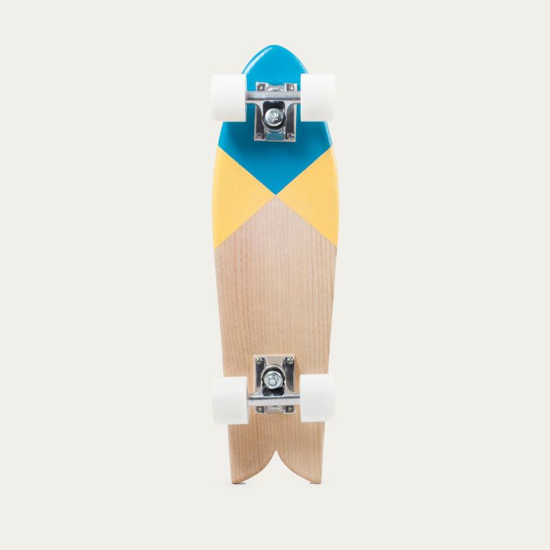 Bright Cruiser #1 Skateboard | Bombinate