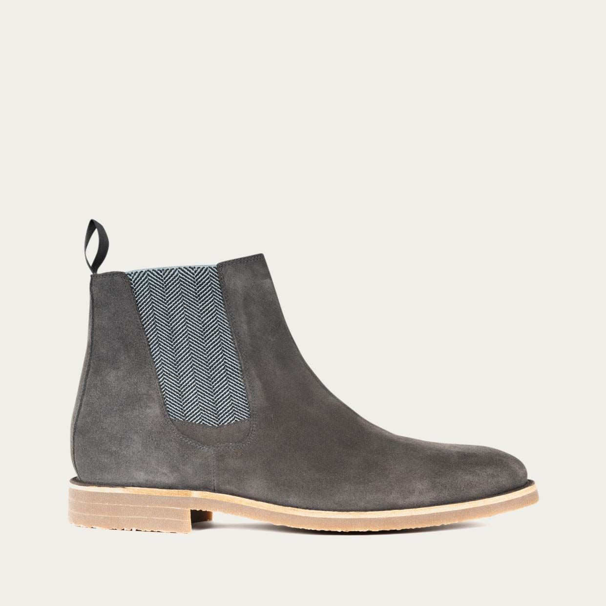 Anthracite Chelsea Boots 0