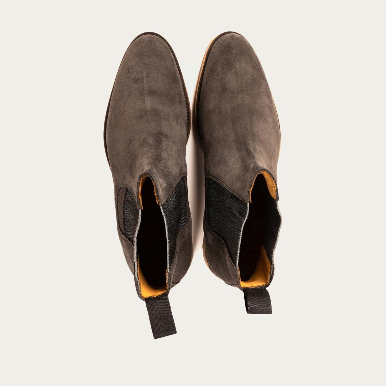 Anthracite Chelsea Boots 2