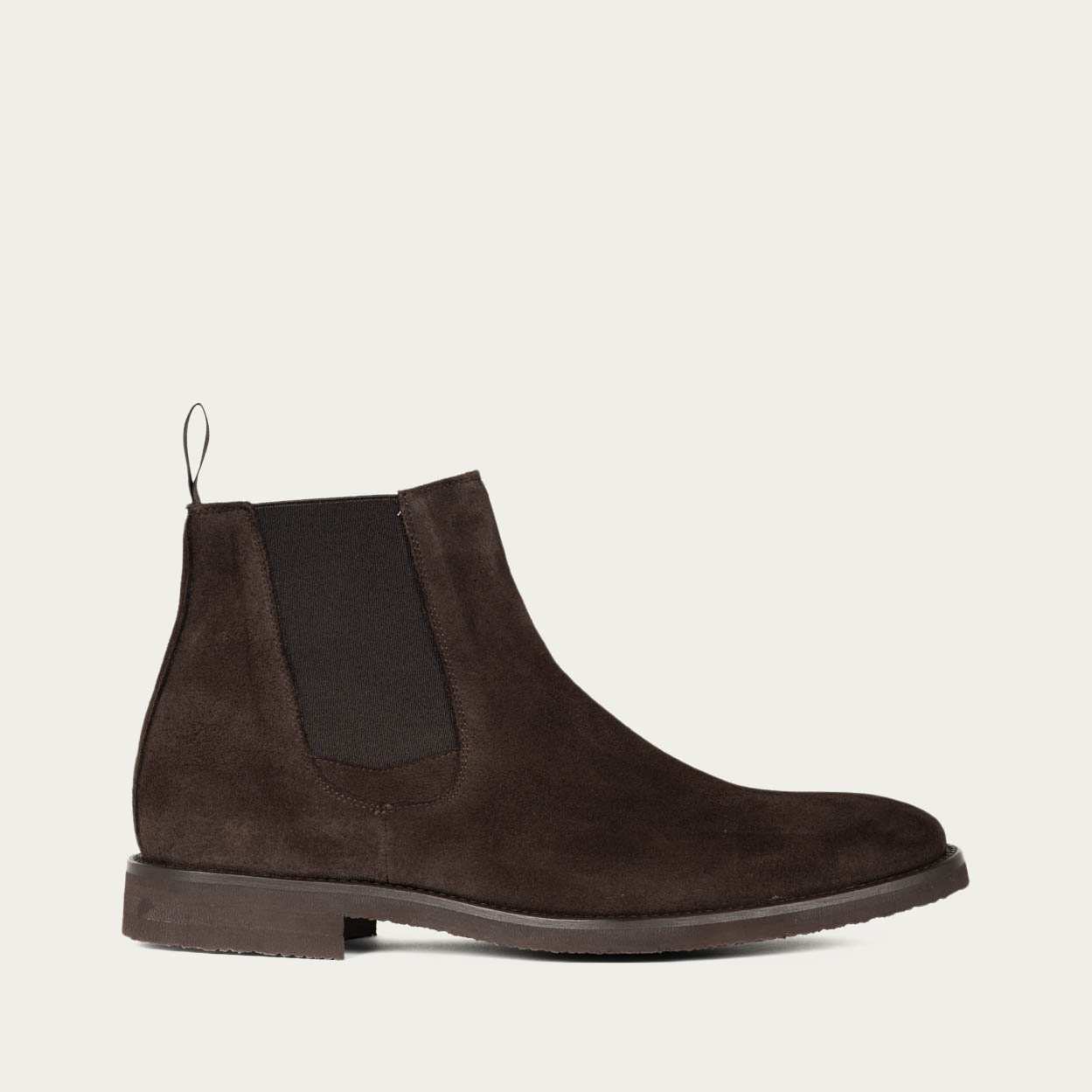 Chocolate Chelsea Boots | Bombinate