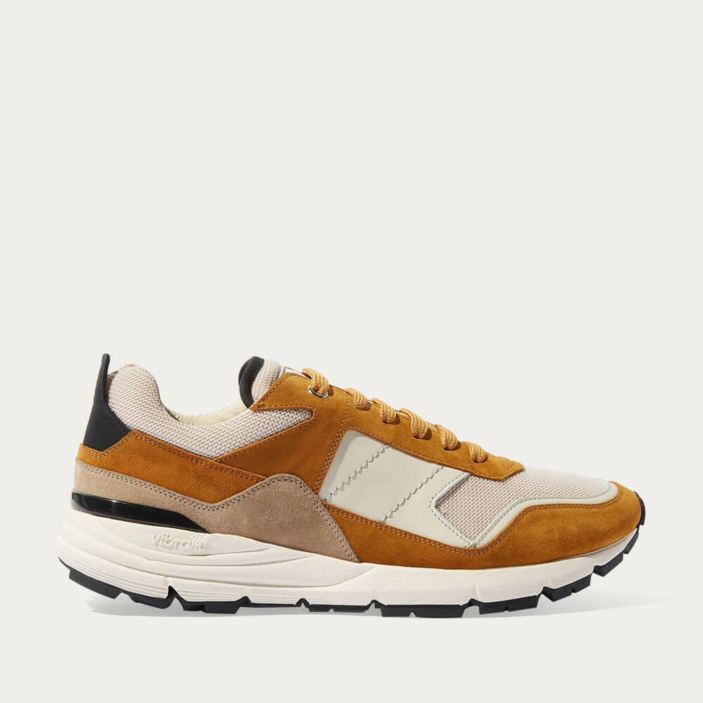 Cognac Matthew Sneakers   Bombinate