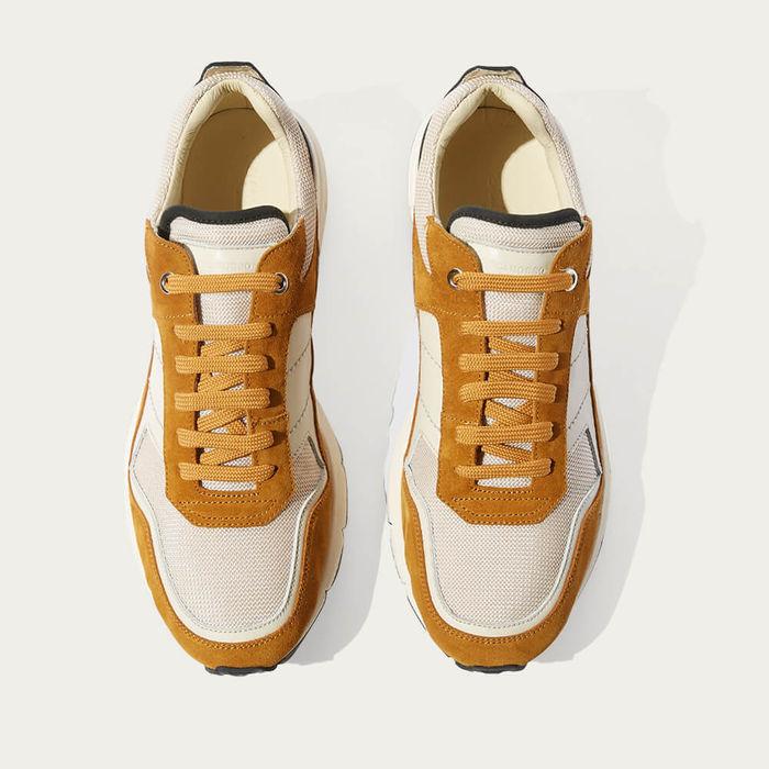Cognac Matthew Sneakers | Bombinate