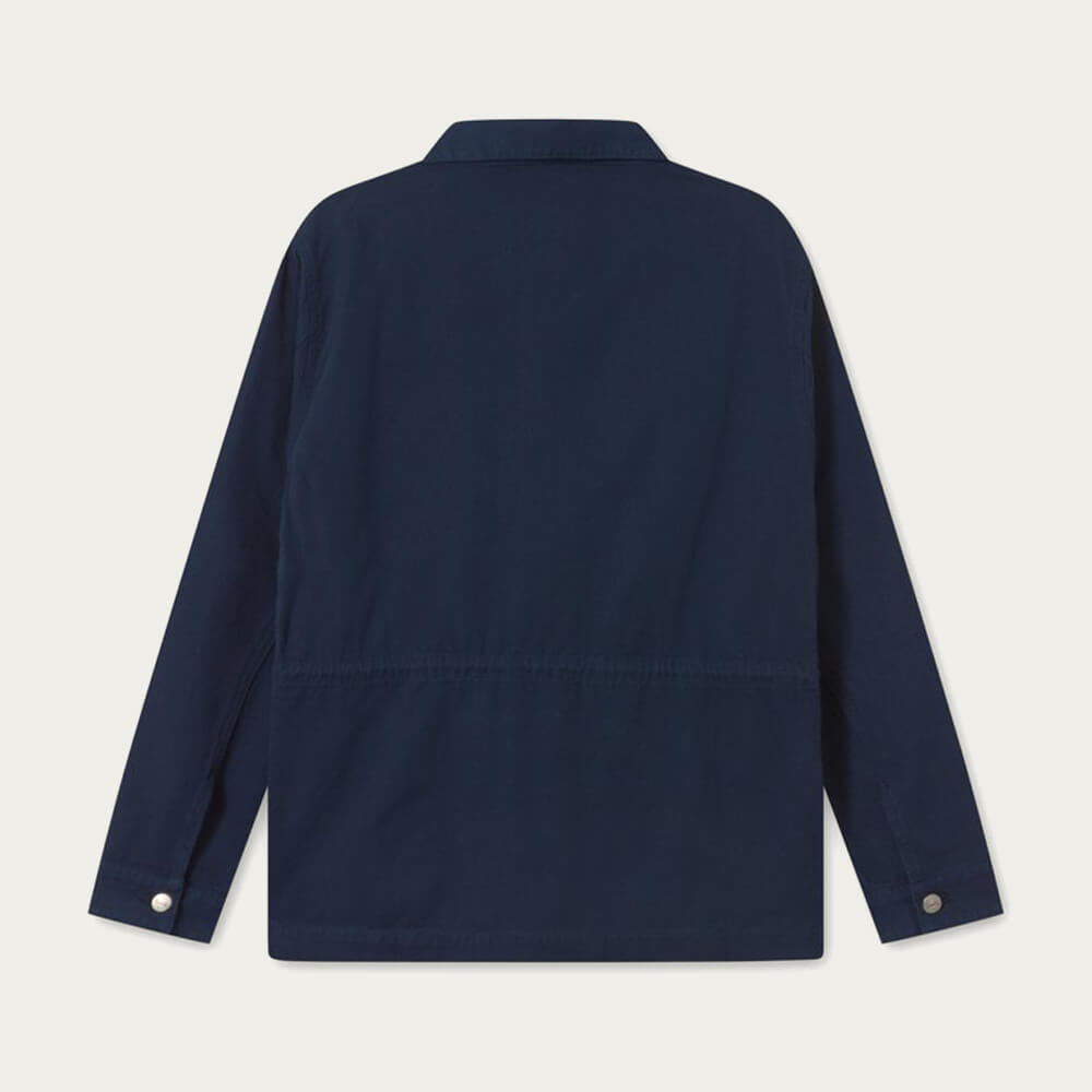 Midnight Blue Compass Jacket | Bombinate