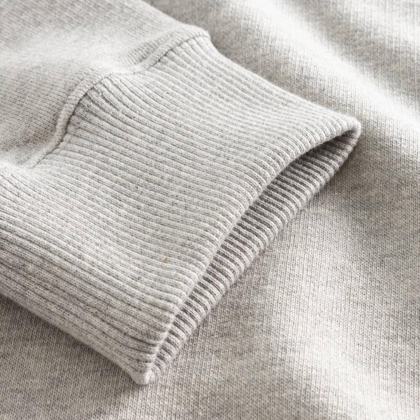 Oatmeal/Green Spruce Sweatshirt | Bombinate