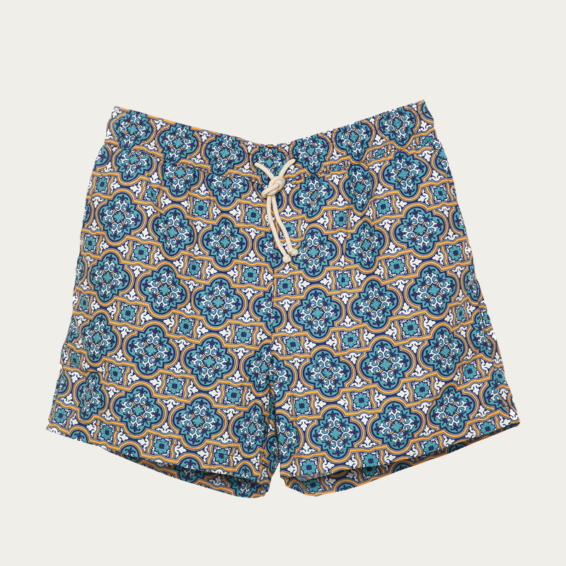 Panarea Swim Short | Bombinate