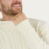 Airedale Trawlerman Roll Neck | Bombinate