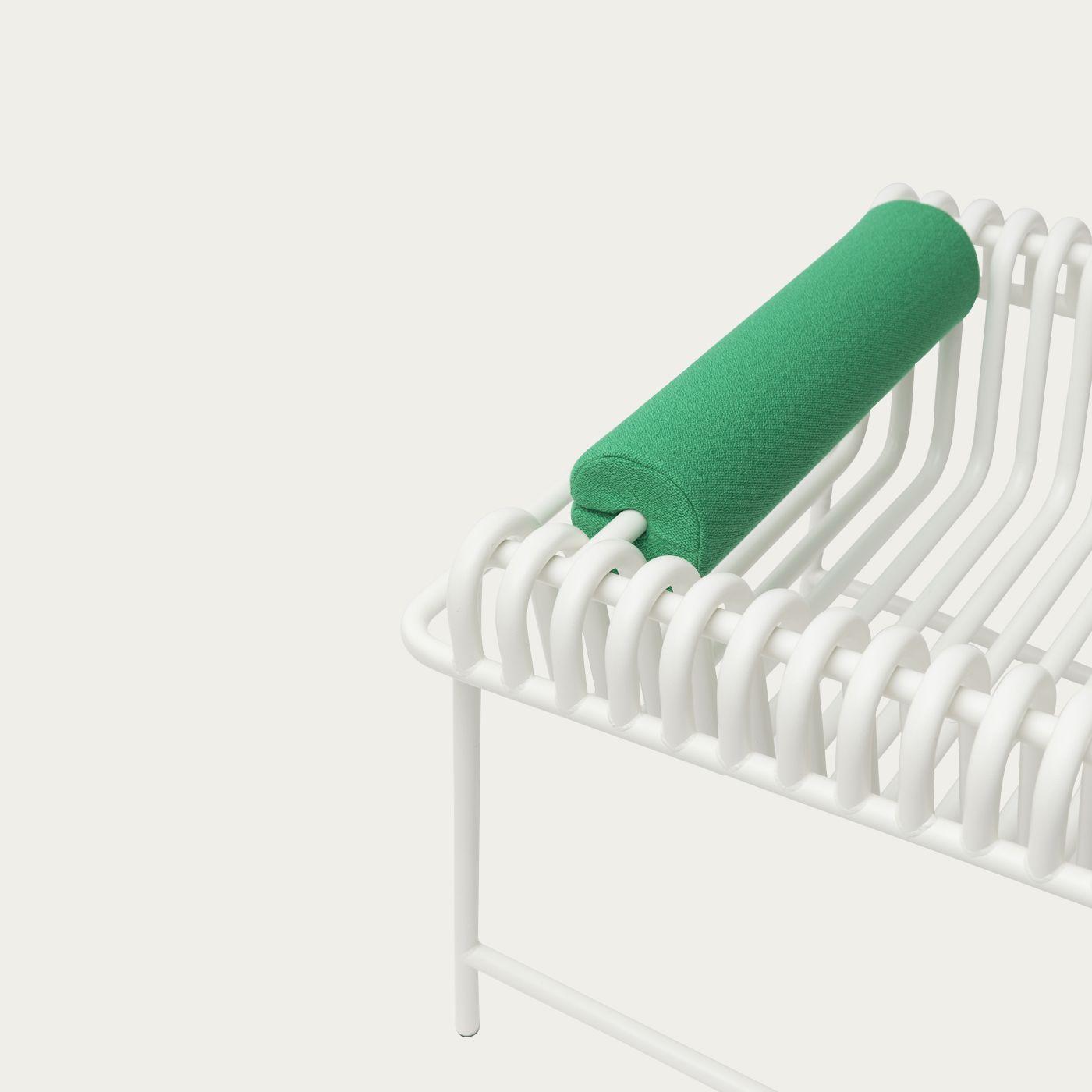 Green Cushion For Steel Armchair | Bombinate