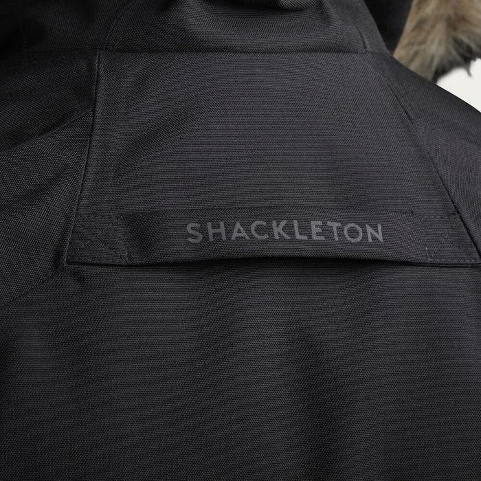 Black Frank Hurley Photographer's Jacket | Bombinate