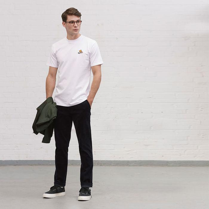 White Records T Shirt | Bombinate