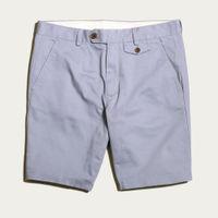 Stonewash Blue Tricker Shorts   Bombinate
