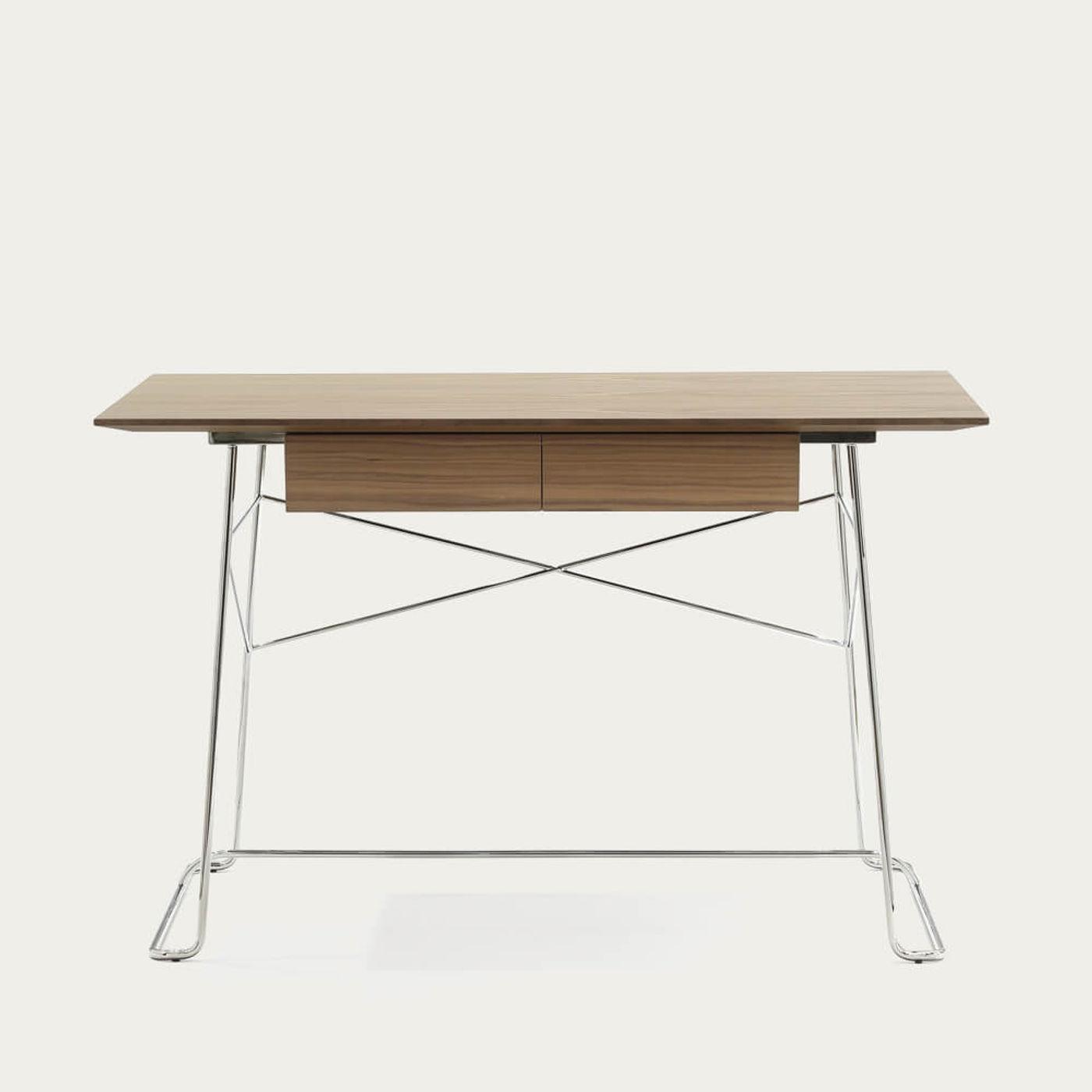 Walnut Brera Desk | Bombinate