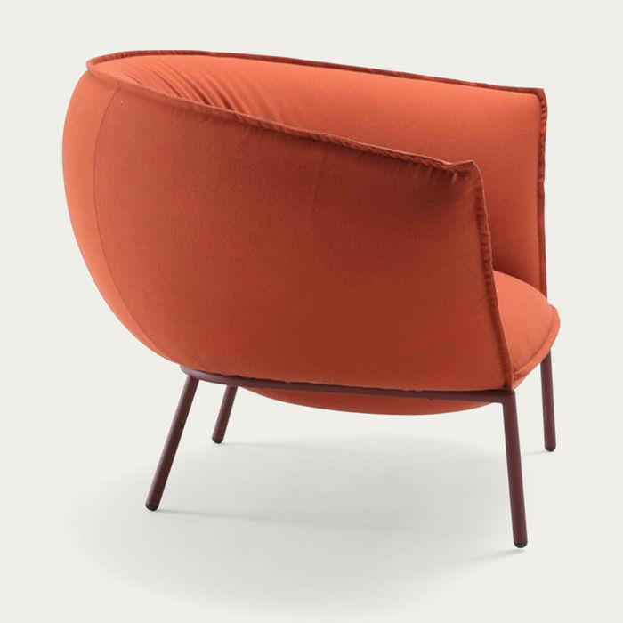 Orange You Armchair | Bombinate