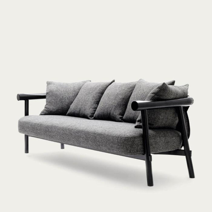Anthracite Grey Altay Sofa | Bombinate