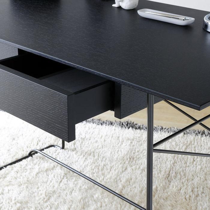 Black Brera Desk | Bombinate
