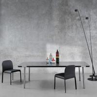 Black Pont Neuf Table | Bombinate