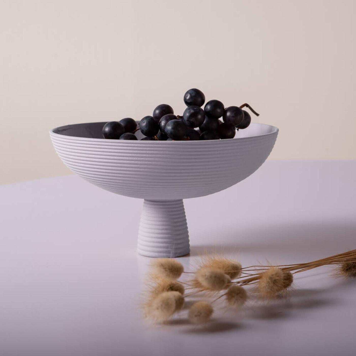 Lavender Dais Bowl   Bombinate