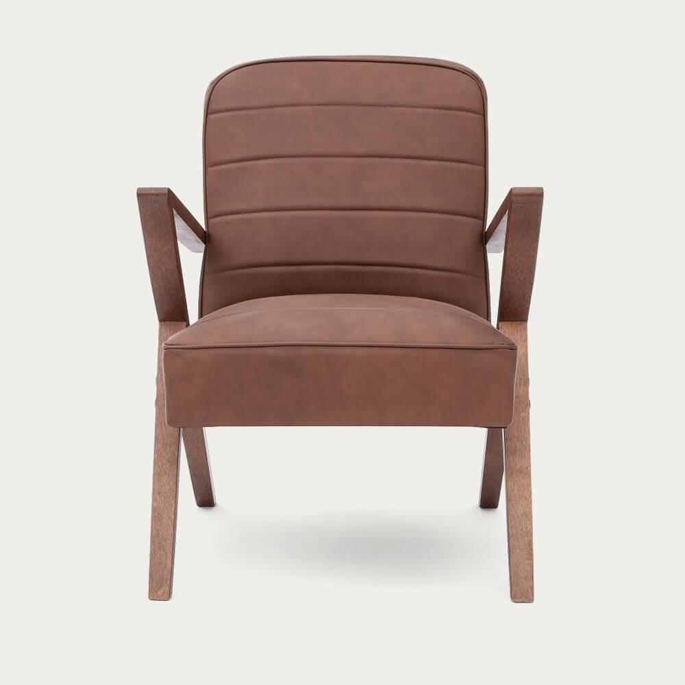 Brown Retrostar Chair Leather | Bombinate