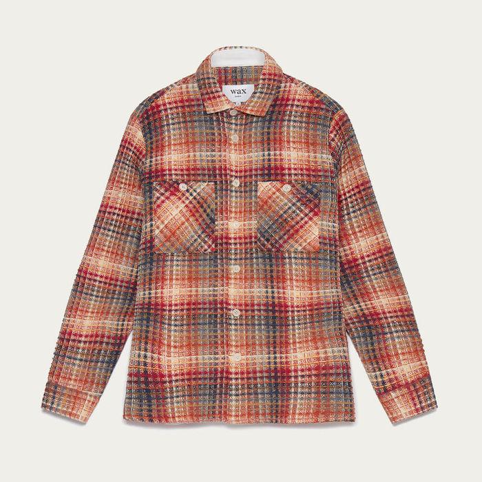 Ombre Kerouac Whiting Shirt | Bombinate