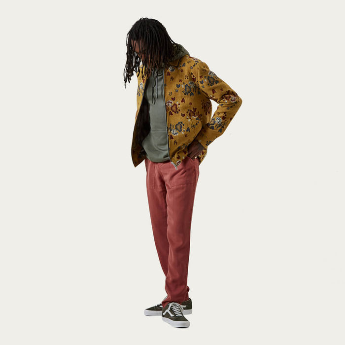 Floral Yellow Whiting Shirt | Bombinate