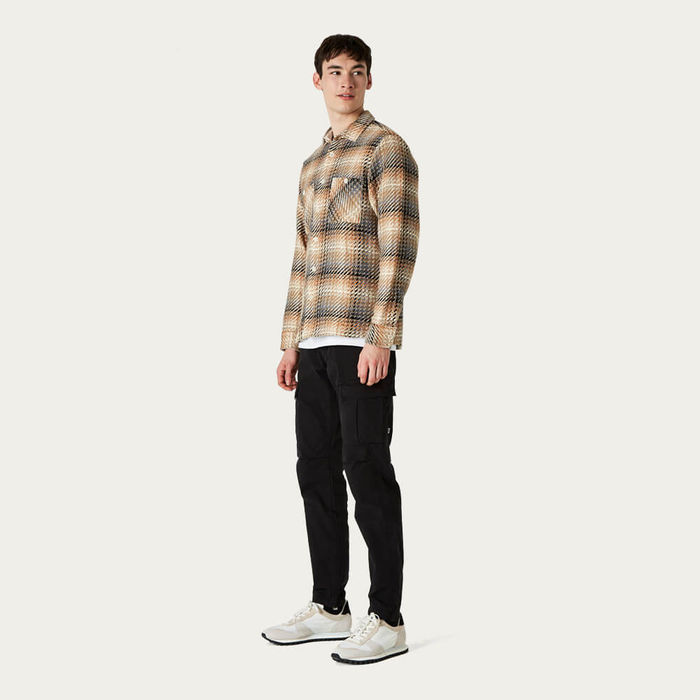 Sand Beatnik Whiting Shirt | Bombinate