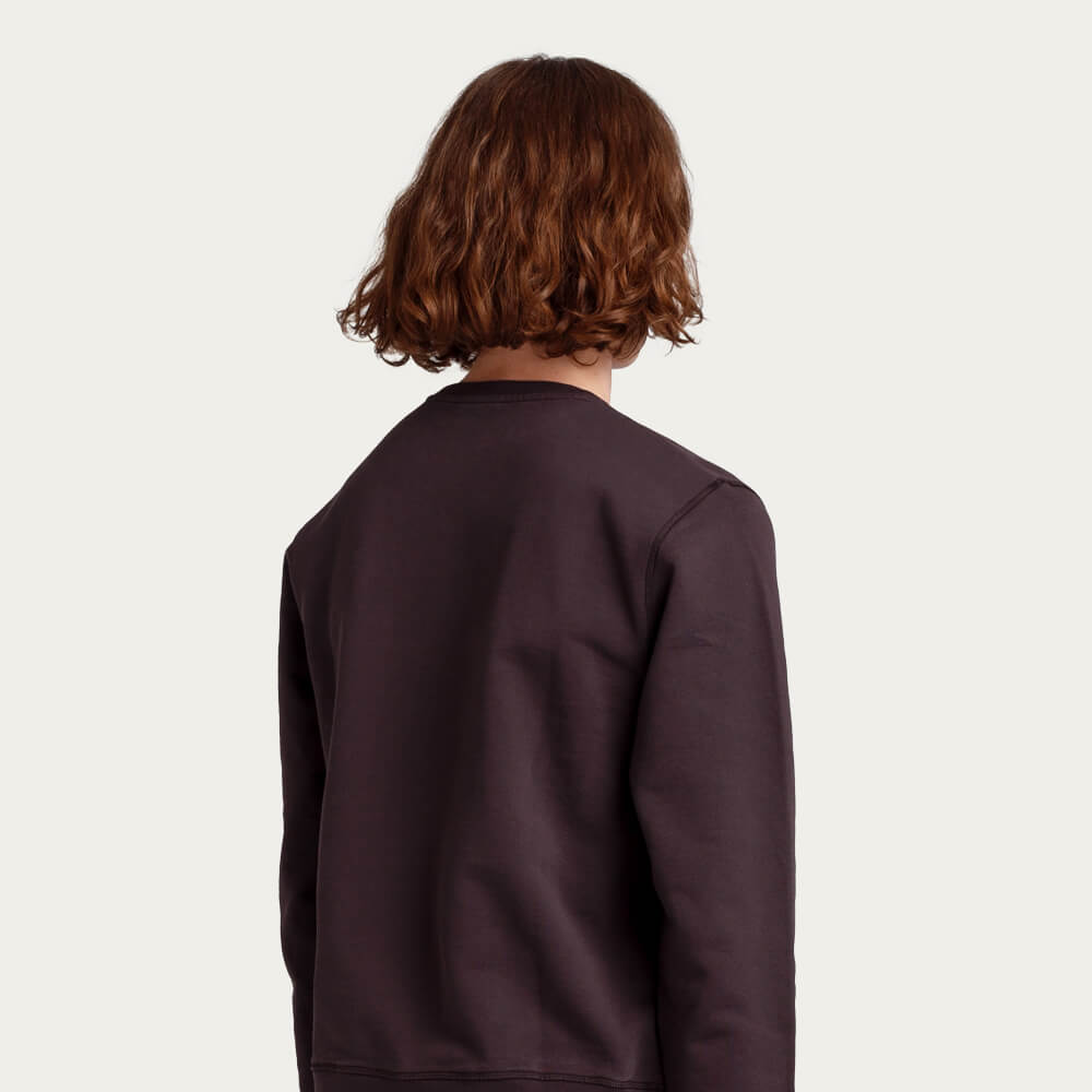 Black Cross Sweatshirt | Bombinate