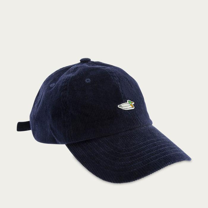 Duck Patch Cap Corduroy | Bombinate