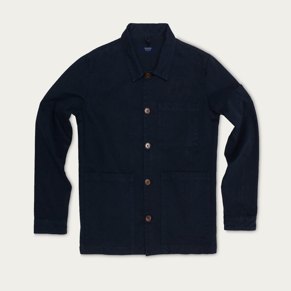 Navy Nagoya jacket | Bombinate