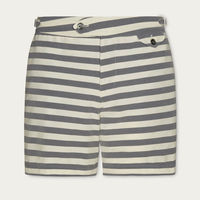 Blue Regatta Clipper Stripe Swim Shorts | Bombinate