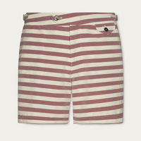 Red Regatta Clipper Stripe Swim Shorts | Bombinate