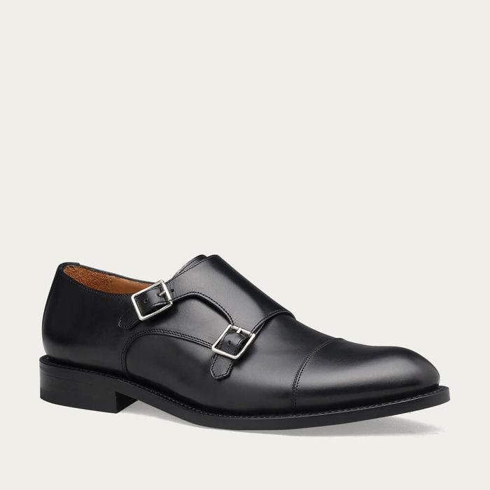 Black City Leather Shoes | Bombinate