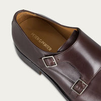 Brown City Leather Shoes | Bombinate