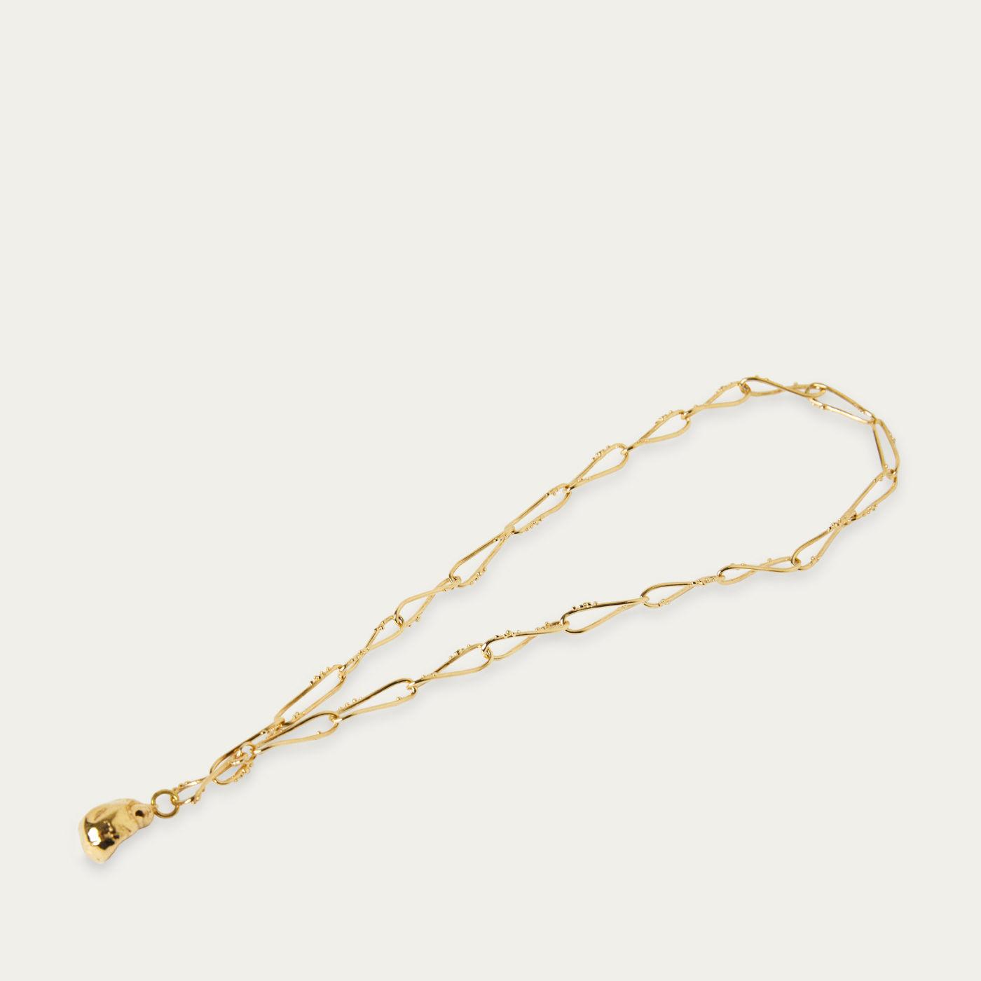 Gold Margaritari Charm | Bombinate