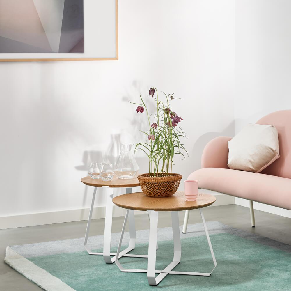 White/Natural Shunan - Natural Beauty Meets Noble Design | Bombinate